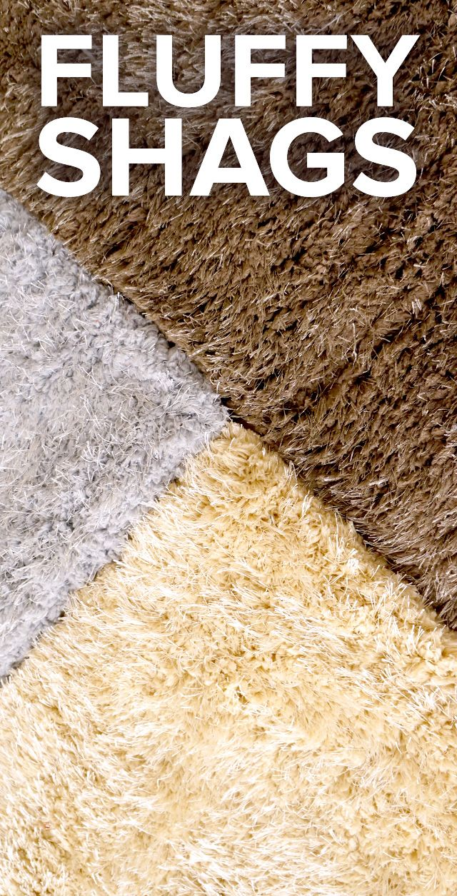 Nothing like a shag to cozy up your home! They are like a dream on your feet! Visit Rugs USA for exclusive deals of up to 80% off and free shipping everyday!
