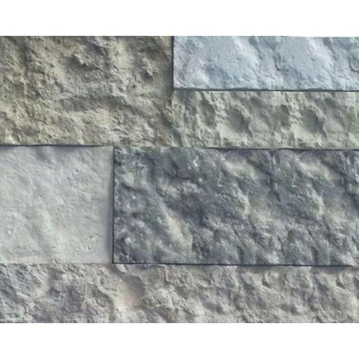 AirStone 6 Lin Ft Spring Creek Faux Stone Veneer