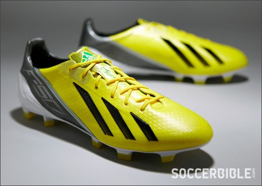 adidas adizero Football Boots - Yellow/Black/Green - Sports et équipements  - Foot - Adidas