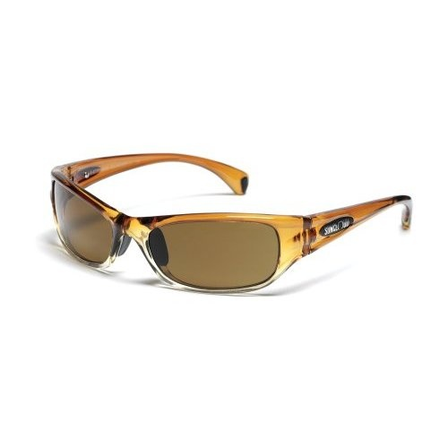 Suncloud Optics Star Sunglasses (Rootbeer Fade with Brown Polarized Polycarbonate Lens)