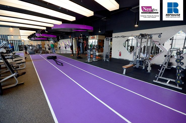 Celebrity Fitness Malaysia Branches and Price ...