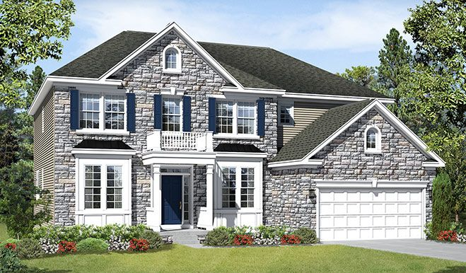 Richmond american homes new homes and floor plans on for Richmond house plan