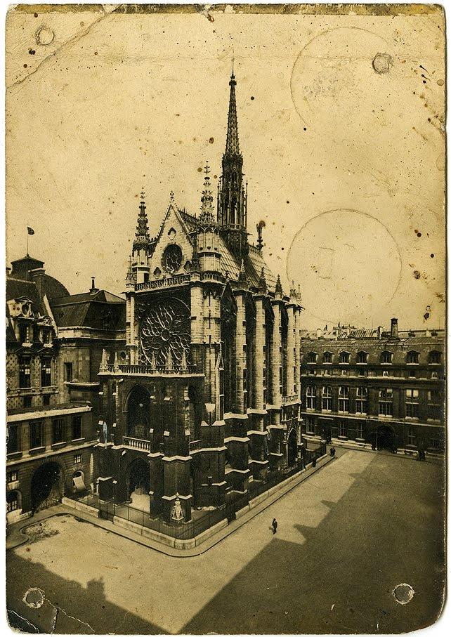Saint Chappelle, Paris