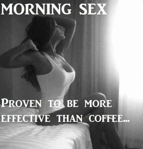 Funny sexy good morning
