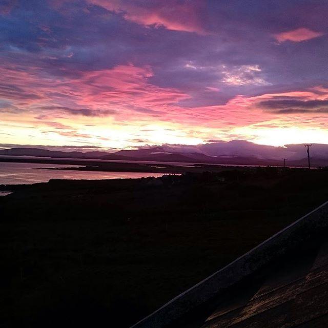 Autumn Skies, Achill Island , Wild Atlantic Way, Ireland