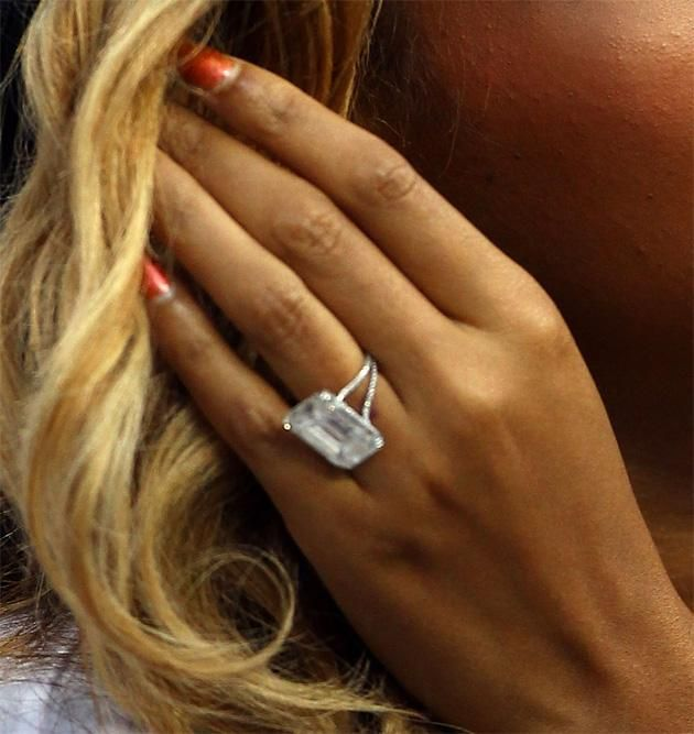 16 Best Celebrity Engagement Rings - Suggest.com