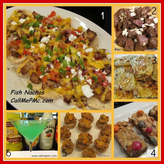 Super Bowl 2013 Football Food #tailgating #football #food #snacks # ...