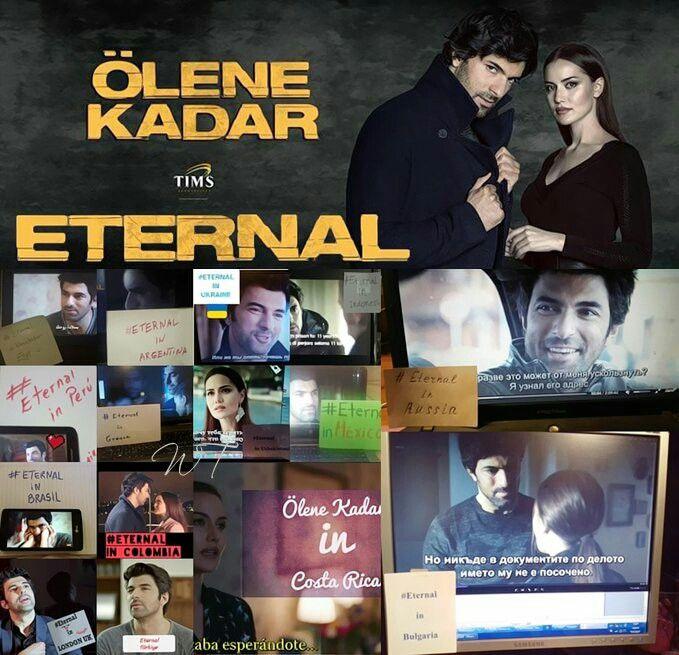 #ÖleneKadar #Eternal #EnginAkyurek