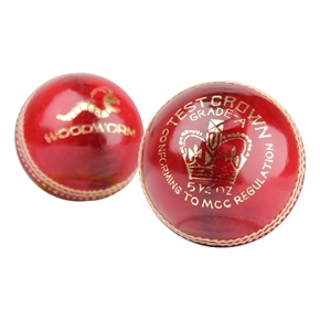 Woodworm Test Crown 5 1/2oz Cricket Balls. £9.99