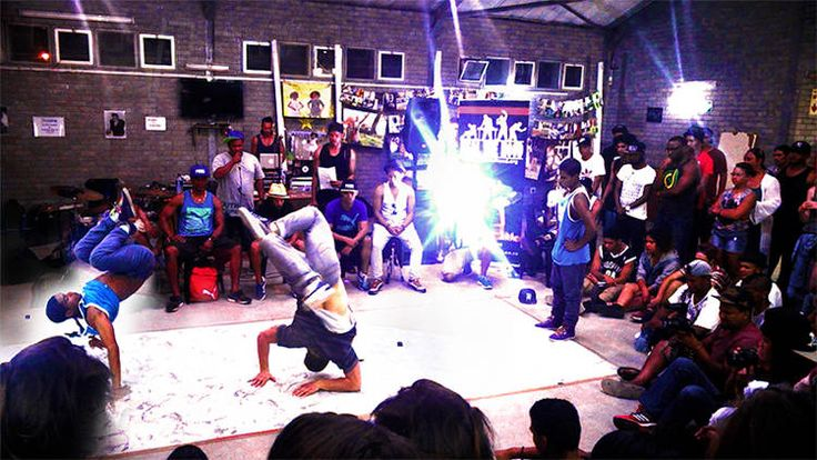 Hip-Hop Dance // The Positive Effects of Breakdancing