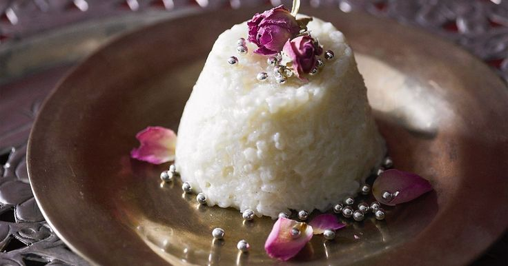Take your taste-buds on an exotic journey with this authentic Iranian version of rice pudding.