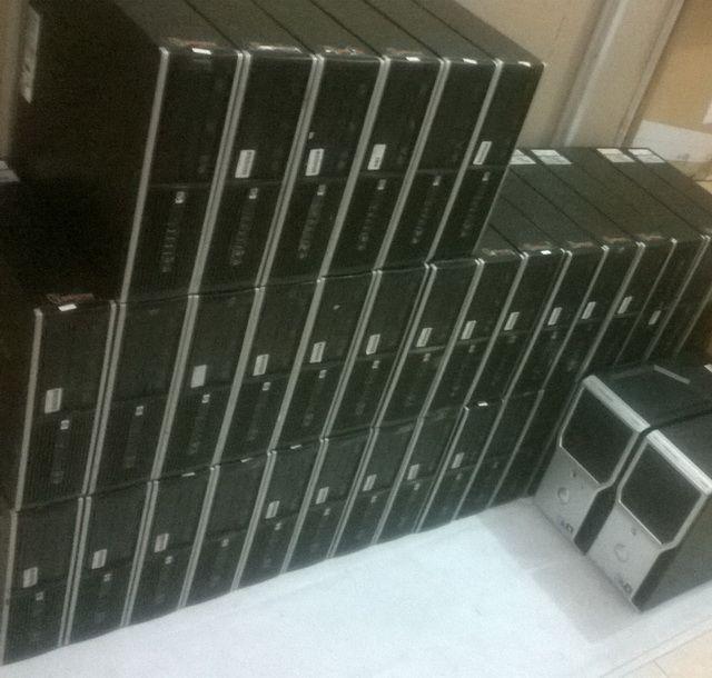 CPU Built Up HP Core i5