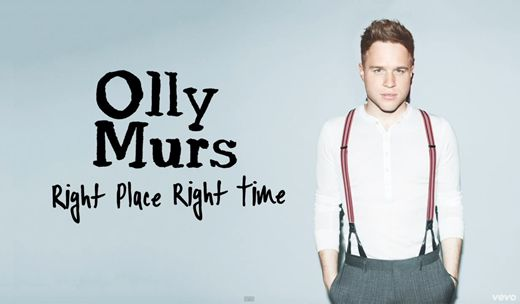 Olly Murs a lansat astazi videoclipul oficial al pi http://www.emonden.co/videoclip-olly-murs-right-place-right-time