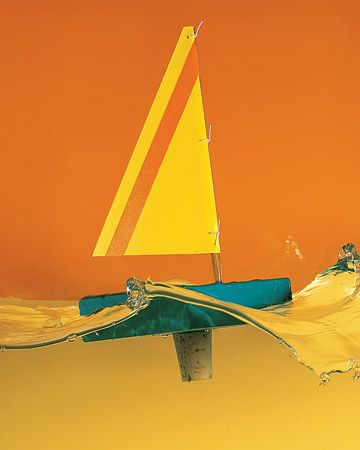 DIY Toy Boats by marthastewart #Kids #DIY #Boat #marthastewart