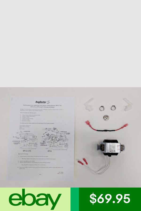 Rug Doctor Vacuum Parts Accessories Home Garden Ebay Rug