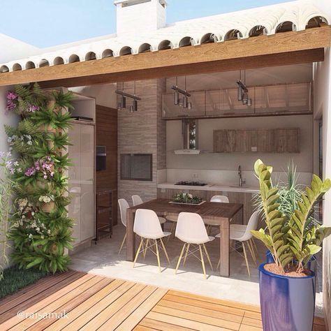 25 melhores ideias de telhado de madeira no pinterest for Modelos de ceramicas para patios
