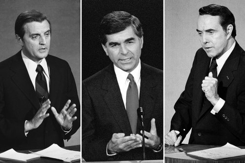 Someone will be unhappy on Wednesday. Presidential losers Walter Mondale, Michael Dukakis, and Bob Dole on getting over over the sting of second—and advice for this year's runner-up.