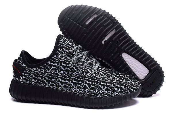 Free Shipping Only 69$ Adidas Kanye West Yeezy Boost 350 Black Dark Grey  White