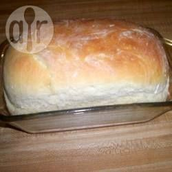 Foto recept: Witter dan Wit brood