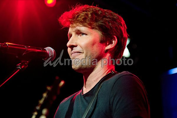 """15 June 2017 - Cologne, Germany - James Blunt plays live at the """"WDR-Radiokonzert"""" at Eltzhof. Photo Credit: Willy C. Randerath/face to face/AdMedia"""
