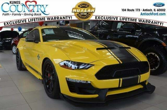 2018 Ford Mustang Gt Premium Fastback 2018 Ford Mustang Triple