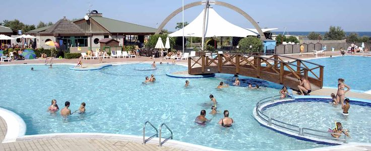Our swimming pool! Holiday Park Spiaggia e Mare