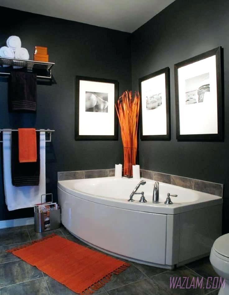 Office Paint Bathroom Ideas Grey Paint Colors For Bathroom Bathroom Paint Color Ideas Bathroom Mens Bathroom Decor Bathroom Color Schemes White Bathroom Decor