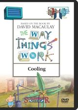 A visiting inventor and two young Mammoth Islanders create a machine to cool off on a hot summer day. [DVD] Gr.3-6.