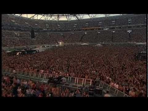 Herbert Grönemeyer - Ich dreh mich um dich Live 2003 - Mensch Tour (Gels...