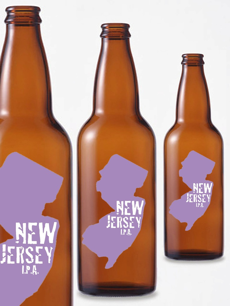 average price for wedding dj in new jersey%0A    New Jersey Beer Bottle Labels  Choose Your Brew          via Etsy