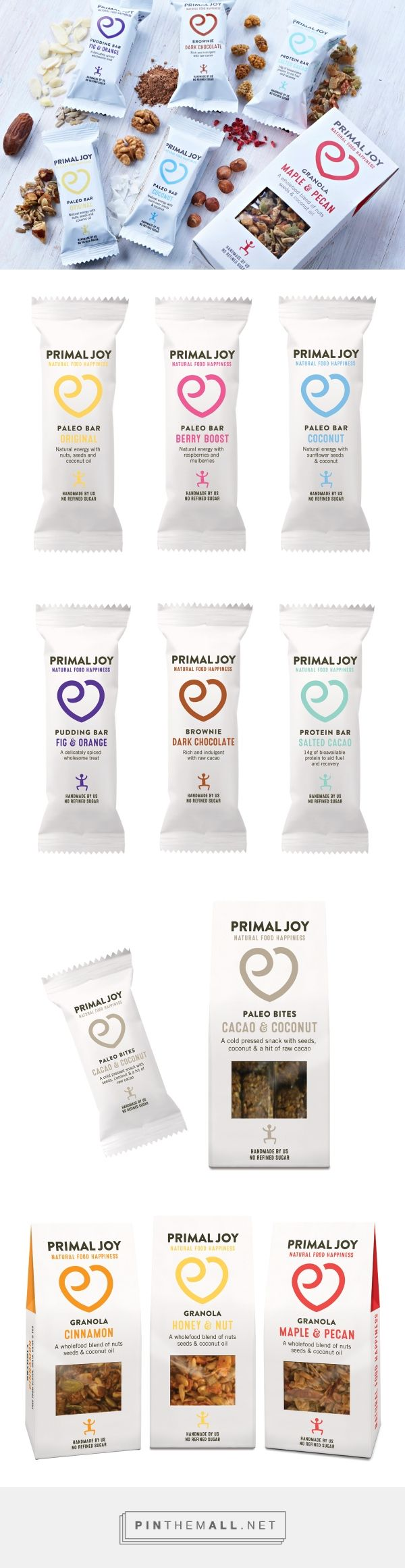 Primal Joy - Packaging of the World - Creative Package Design Gallery - http://www.packagingoftheworld.com/2017/01/primal-joy.html
