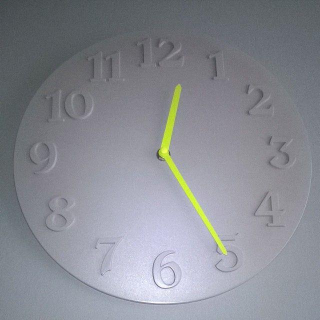 Posprzatane Wiec Pora Do Kuchni Obiad Gotowac Zegar Czas Najwyzszapora Wall Clock Clock Decor