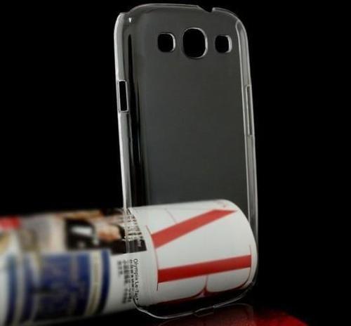 Clear Hard Case for Samsung Galaxy S3 I9300
