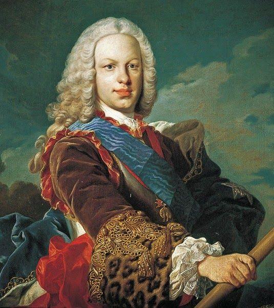 International Portrait Gallery: Retrato del Rey Fernando VI de las Españas