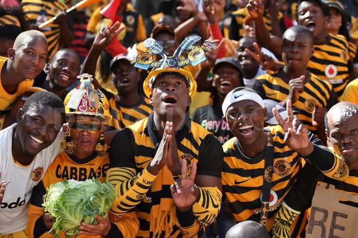 Soweto- Kaizer Chiefs Fans
