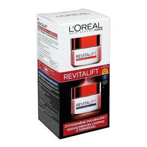 L'Oreal Paris Revitalift Hydrating Anti-Wrinkle Firming Day & Night Cream DuoPack 2x50ml 2x 1.69 fl oz