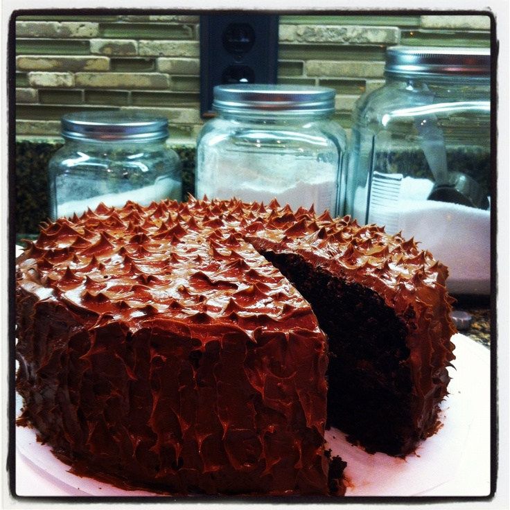 Barefoot Contessa Chocolate Syrup Cake