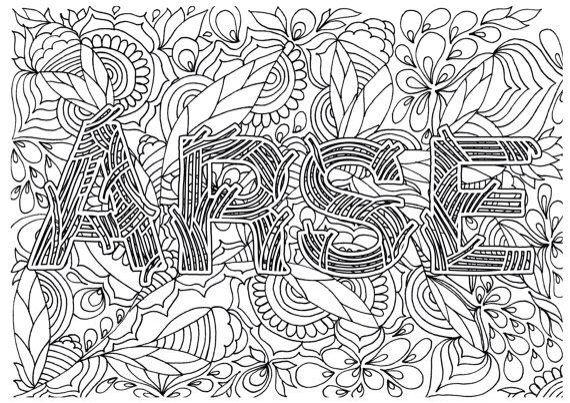 40 besten adult coloring pages Bilder auf Pinterest | Malbücher ...