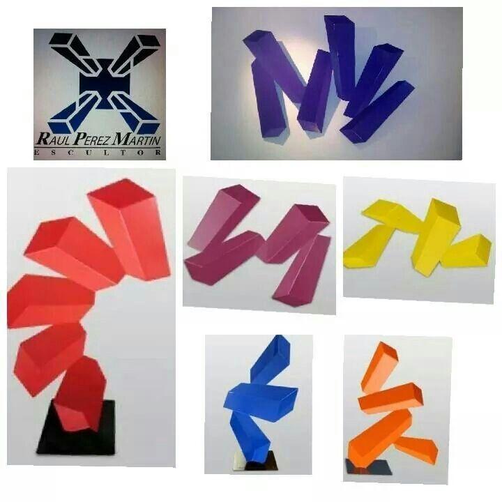Obras de Raul Perez Martin # artista plastico venezolano