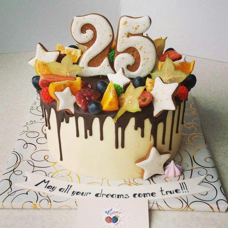 Торт на Юбилей 25 лет