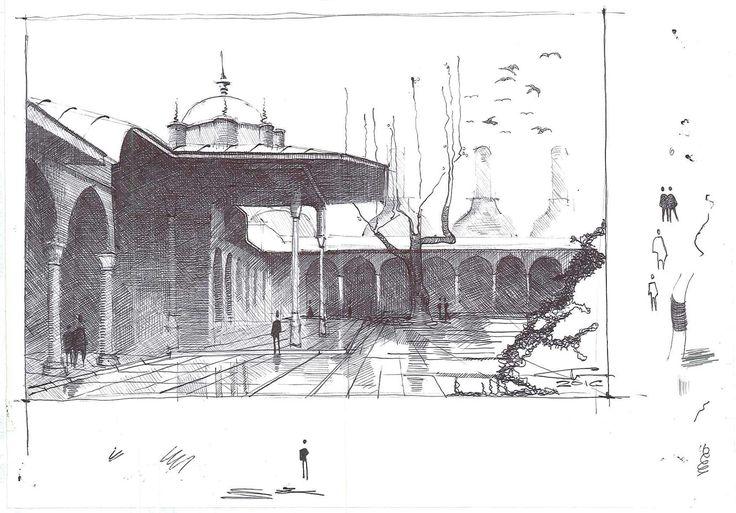 Totkapi palace, Instabul