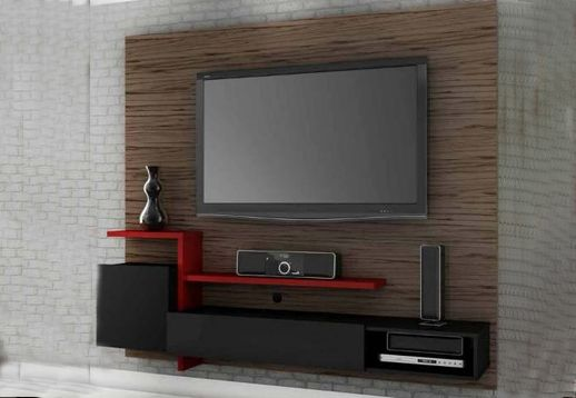 17 best images about muebles tv on pinterest tv unit for Muebles de melamina