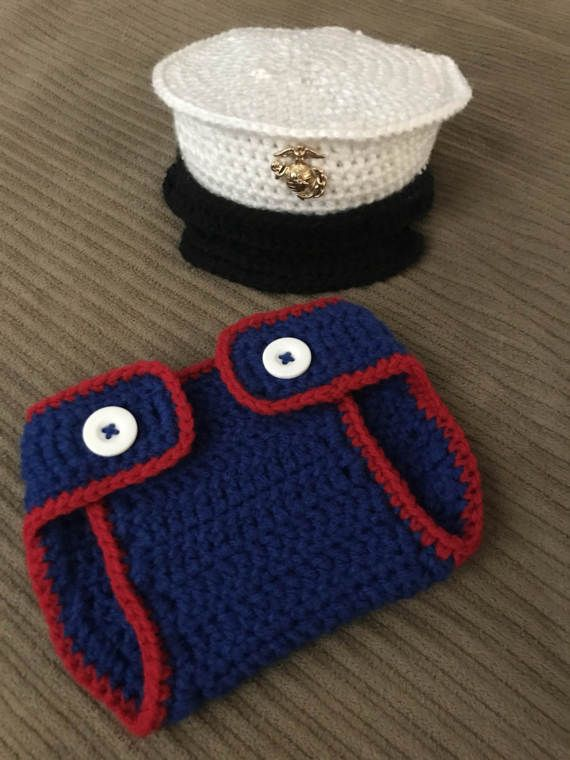 Marine corps dress blues cover for sale