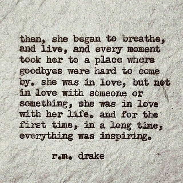 r.m. drake…oh, if only