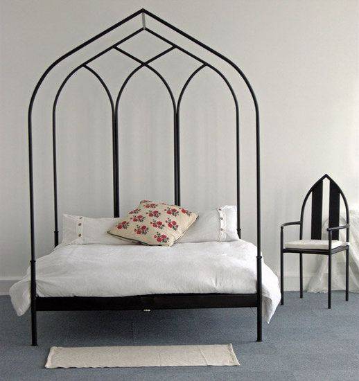 Gothic Bedroom Furniture Black And Silver Bedroom Bedroom Paint Ideas Wallpapers Mink Bedroom Colour Scheme: 25+ Best Gothic Bed Ideas On Pinterest