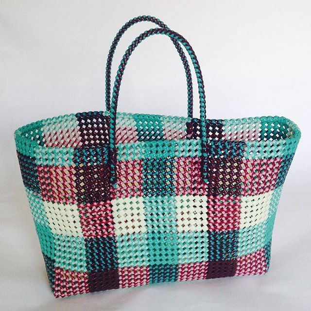 New colours now online. #handmade #handwoven #madeinindia #slow #respect #lovewhatyoudo #baskets #shoppers #carrystuff . Link in bio .