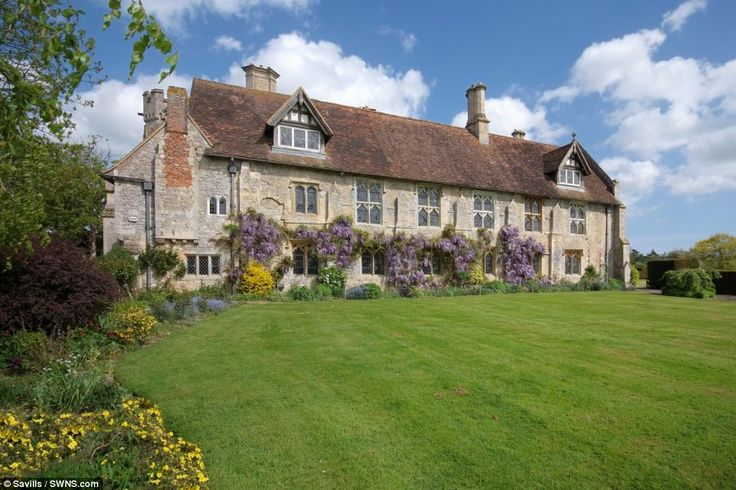 House with a history: Horton Priory was owned by Henry I, Henry VIII, and Elizabeth I during its 900-odd year history