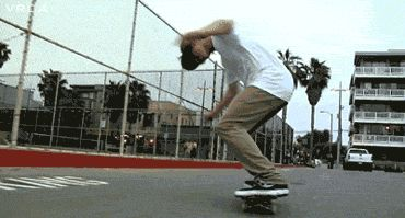 Can't hate the best trick in skateboarding