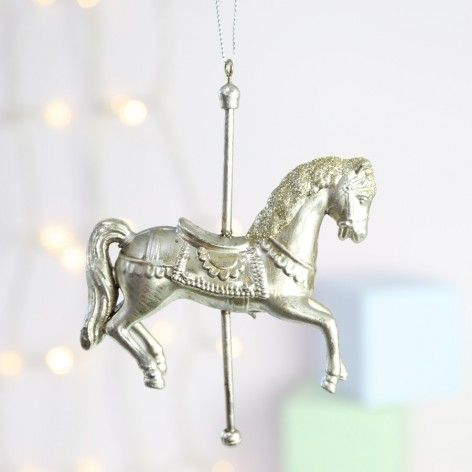 with free worldwide delivery on all christmas decorations - Horse Christmas Decorations Uk