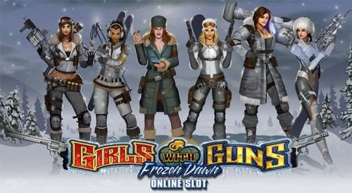 Girls With Guns Frozen Dawn Slot Machine